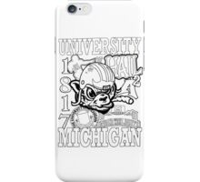 University of Michigan iPhone Case/Skin