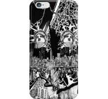 New York  map 2 iPhone Case/Skin