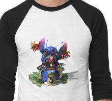 """Stitch em' Up"" Men's Baseball ¾ T-Shirt"