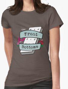 Twin Sized Mattress Womens Fitted T-Shirt