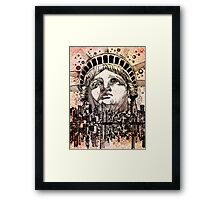 Spirit of the city 3 Framed Print