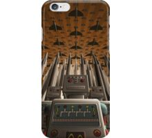 Robots Unite iPhone Case/Skin