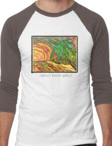 surf art Men's Baseball ¾ T-Shirt