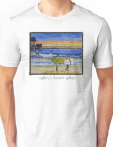 surf art Unisex T-Shirt