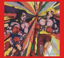Rocky vs Drago Kids Tee