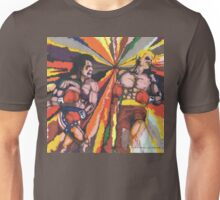 Rocky vs Drago Unisex T-Shirt