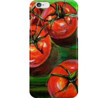 Tomatoes... iPhone Case/Skin