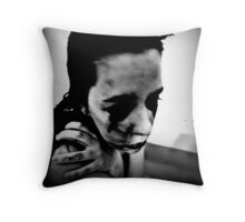 Once upon a midnight dreary, while I pondered weak and weary. Edgar Allan Poe  Throw Pillow