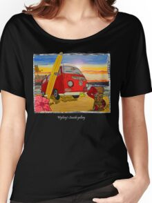 vw art Women's Relaxed Fit T-Shirt