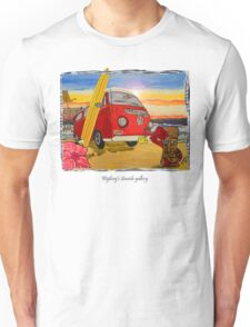 vw art Unisex T-Shirt