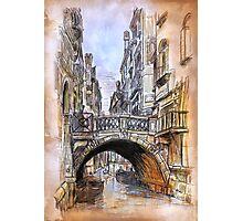 Venice 2 Photographic Print
