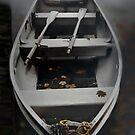 His Boat... by Sandra Guzman