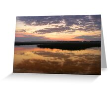 Before Dawn Greeting Card