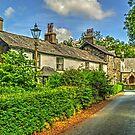 Cottages in Seathwaite by Jamie  Green