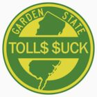New Jersey TOLL$ $UCK by The Beard