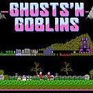 Ghosts n Goblins  by SlickVic