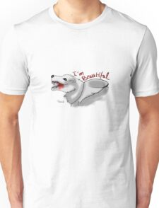 Jeff the Wolf Unisex T-Shirt