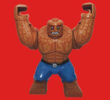 LEGO The Thing Kids Tee