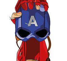Captain America || Civil War. by morethangiulia