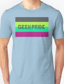 Geek Pride Flag Unisex T-Shirt