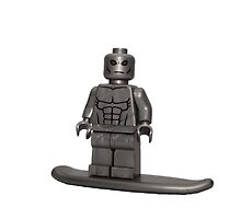 LEGO Silver Surfer by jenni460