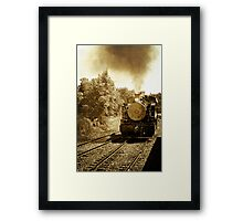 Old Reliable Framed Print