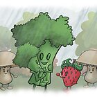 Children's book illustrations 3 by Natassja