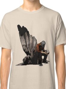 The Angel And The Skull Classic T-Shirt