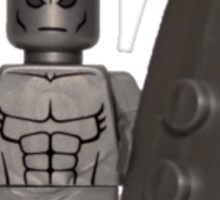 LEGO Silver Surfer Sticker