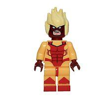 LEGO Pyro by jenni460
