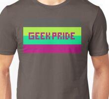 Geek Pride (Purple Font) Unisex T-Shirt
