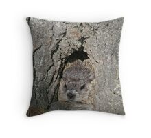 Can I have some Privacy?! Throw Pillow