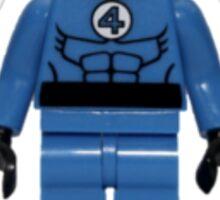 LEGO Mister Fantastic Sticker