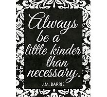 Kindness Photographic Print