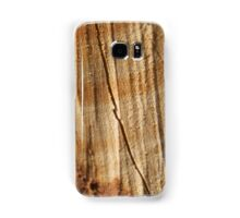 Cracking Wood Samsung Galaxy Case/Skin