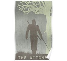 The Witcher Game Poster Poster