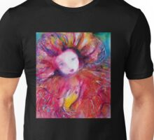 CARNIVAL MASK IN RED / Venetian Masquerade Unisex T-Shirt