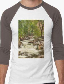 Rocky Mountain Streamin Dreamin Men's Baseball ¾ T-Shirt