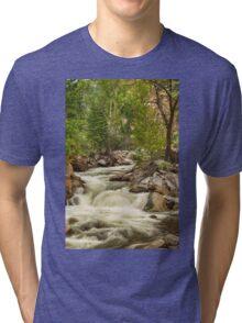 Rocky Mountain Streamin Dreamin Tri-blend T-Shirt
