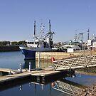 Prawn Trawlers  - Wallaroo, South Australia by chijude