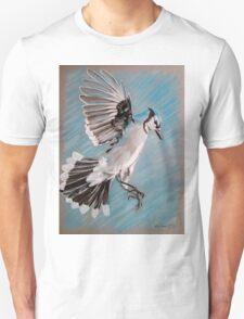 """Blue Jay"" T-Shirt"
