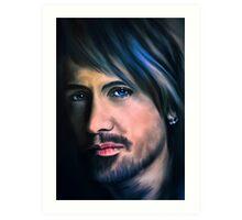 Keith Art Print