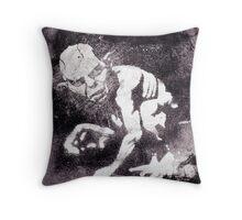 A gremlin called Gollum Throw Pillow