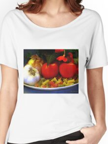 Still Life Italia Women's Relaxed Fit T-Shirt