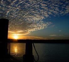 Cullen Bay Pier by Kat36