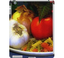 Still Life Italia iPad Case/Skin