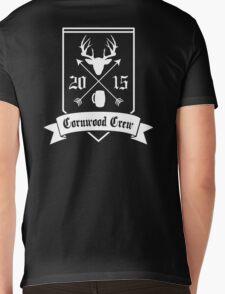 Cornwood Crew number 2 Mens V-Neck T-Shirt