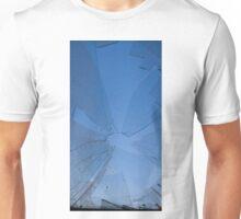 Broken Window #2     #7535 Unisex T-Shirt