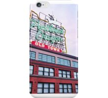 the pdx. iPhone Case/Skin