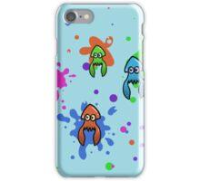 inky! iPhone Case/Skin
